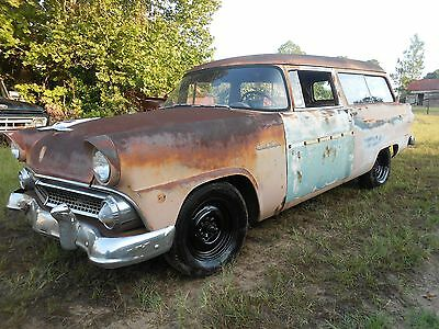 1955 Ford Other  1955 ford ranchwagon 2 door