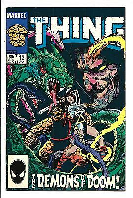 The Thing # 13 (July 1984), Vf