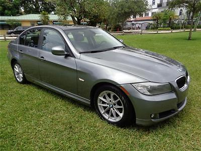 2010 BMW 3-Series 328i 2010 BMW 328i 3-Series Sdn 87K Pwr Sunroof Leather 3.0L CD Alloys No Reserve !!!