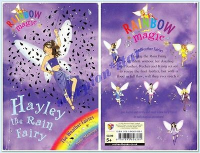RAINBOW MAGIC #14 HAYLEY the RAIN FAIRY : Daisy Meadows : The Weather Fairies