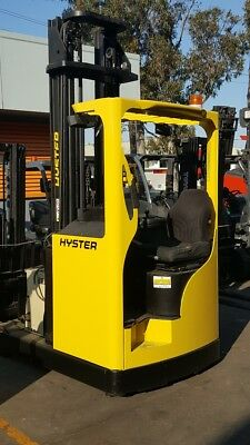 Hyster Electric High Reach Truck 1400kg 7m Lift Fresh Paint $4999+GST Negotiable