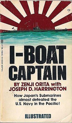 I-Boat Captain by Zenji Orita