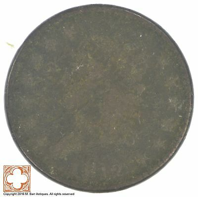 1812 Classic Head Large Cent *XB48