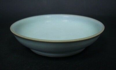 Quality Rare Old Chinese Ru Kiln Celadon Porcelain Plate Collection