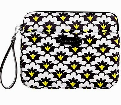 NWT VERA BRADLEY Neoprene Tablet Sleeve in Fanfare Fans NEW Back To School!