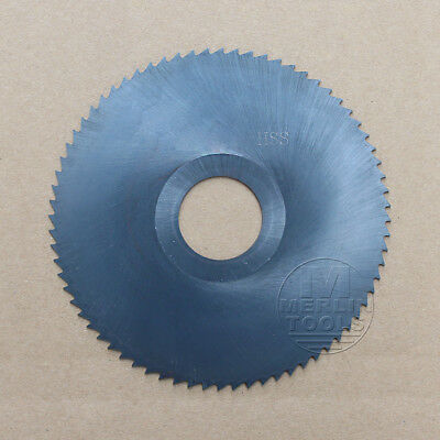 Select Dia 50mm 60mm Thick 0.3 - 5.0mm HSS Circular Saw Blade 16mm Bore