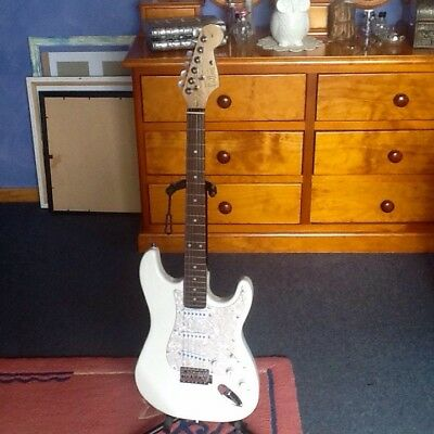 Australian Hand Made Luthier Stratocaster Copy