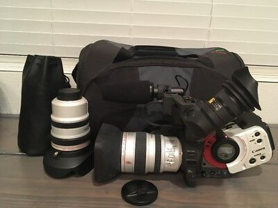 Canon XL1S Cancorder/ No Battery Or Charger Included