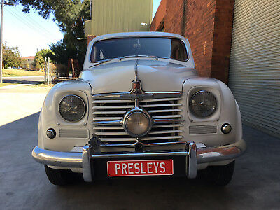 RARE 1950 p4 ROVER cyclops Amazing Condition suit ford triumph Willys dodge