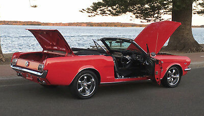1966 mustang convertible RHD right hand drive AMAZING CONDITION