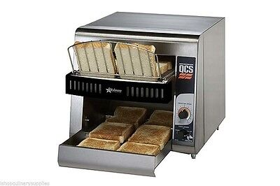 New Compact Conveyor Toaster, 350 Slices per Hour, Star Holman QCS1-350