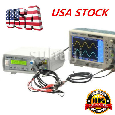 FY3200S 24MHz Dual-channel Arbitrary Waveform DDS Function Signal Generator USA