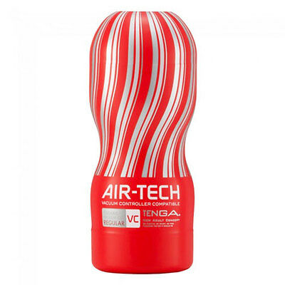 NEW Tenga - Air-Tech VC - Reusable - FREE Sample Lubricant Included