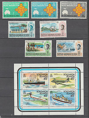 ILES SALOMON lot 2