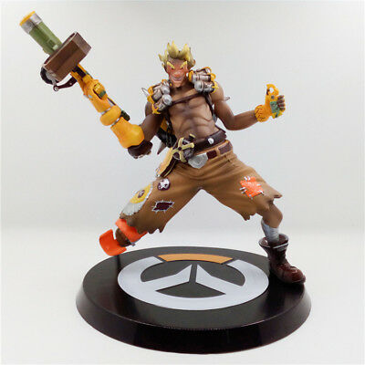 Overwatch OW Junkrat 26cm PVC Action Figurine Statues Jouets Toys NEW WITH BOX