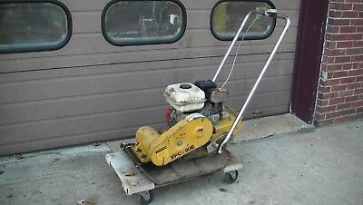 Plate Tamper Stow Model VPC-90 powered by Honda Engine NJ
