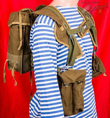 USSR Military backpack RD 54 Landing troops paratrooper Russian Soviet Red Army