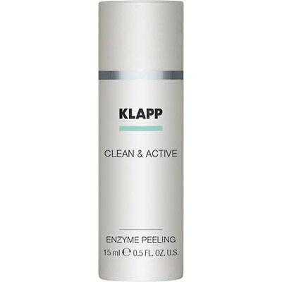 Klapp: CLEAN & ACTIVE Enzyme Peeling