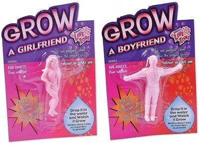 Grow Your Own Boyfriend Girlfriend Rude Adult Gift Ladies Mens Joke Secret Santa