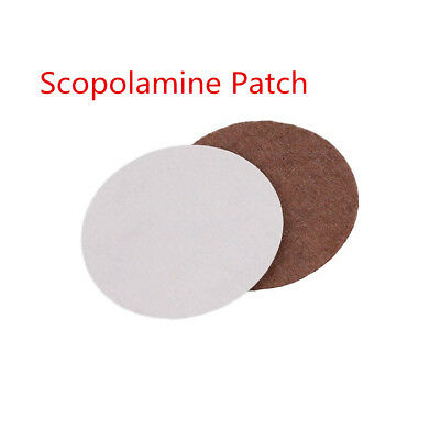 Scopolamine Patch Applicable To Motion Sickness Airsickness By Dizziness Nausea