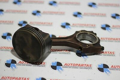 BMW M54 B30 M54B30 3.0i CRANKSHAFT PISTON AND CONROD CONNECTING ROD
