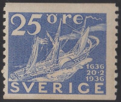 Sweden 1936 300 Years 25 ore, mh