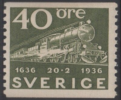 Sweden 1936 300 Years 40 ore, mh