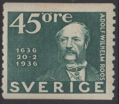 Sweden 1936 300 Years 45 ore, mh