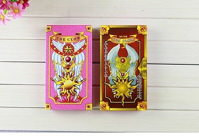 Two Sets 54+54 Hope Cosplay Card Captor Sakura Clow Cards Free Shipping New