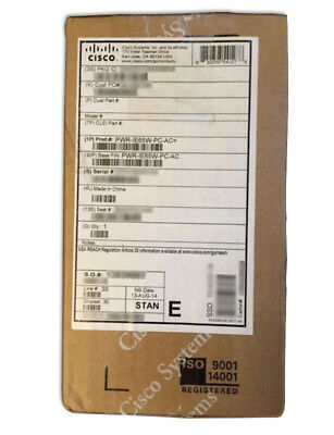 CISCO PWR-IE65W-PC-AC Power Module for PoE Solutions AC/DC Output 54VDC/1.2A