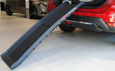 Nissan X-Trail Folding Dog Ramp inc Carry Bag New Genuine 9999839133 9999839134
