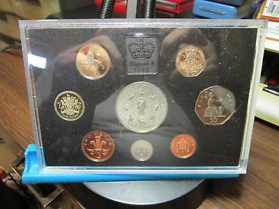 1993 - Great Britain - 8 Coin Proof Set - KM - PS83      (G-37)