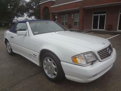 1997 Mercedes-Benz SL-Class SL 320 1997 PRESTINE SL320 SPORTS PREMIUM CONVERTIBLE.49337 LOW MILES.1 OF THE NICEST