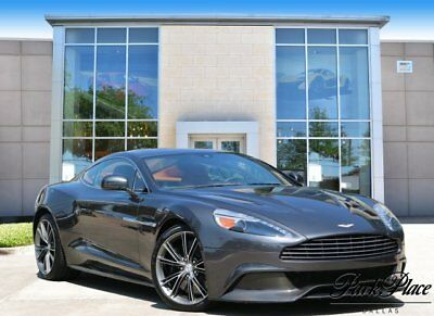 2014 Aston Martin Vanquish Base Coupe 2-Door 2014 Coupe Used Premium Unleaded V-12 6.0 L/362 6-Speed Automatic w/OD RWD