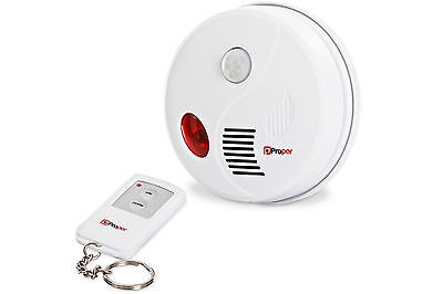 Proper Security Intruder Ceiling 360 Motion PIR Alarm – Home/Caravan/Shed