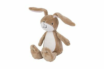 Guess How Much I Love You Little Nutbrown Hare Bean Rattle Baby Plush Soft Toy