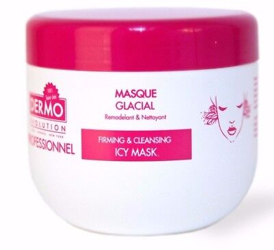 DermoEvolution Masque glacial remodelant Pot Professionnel 500ml