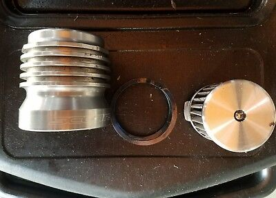 2004 Yamaha Raptor 660 Scotts Billet Re-Usable Oil Filter Cooler Protector
