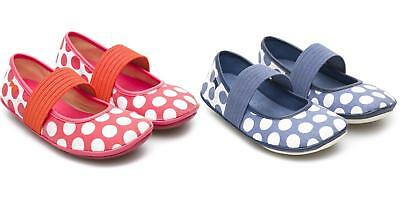 Camper Girl Mary Jane Right Nina Ballet Flats Point Design Classic Slip-On Shoes