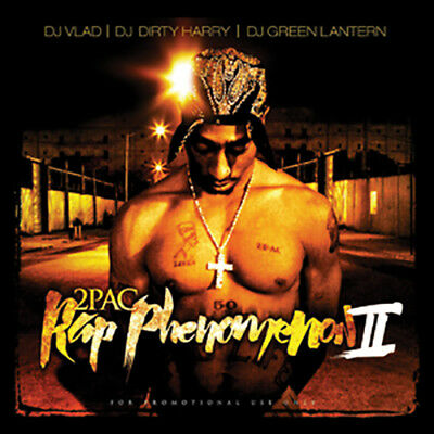 DJ Vlad Green Lantern Dirty Harry Rap Phenomenon 2 2Pac Tupac Shakur Makaveli