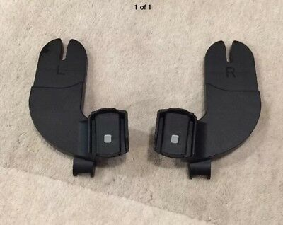 Baby Jogger Car Seat Adapter For City Go Graco Click Connect City Select Used
