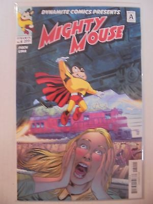 Mighty Mouse #4 A Cover Dynamite VF/NM Comic Book