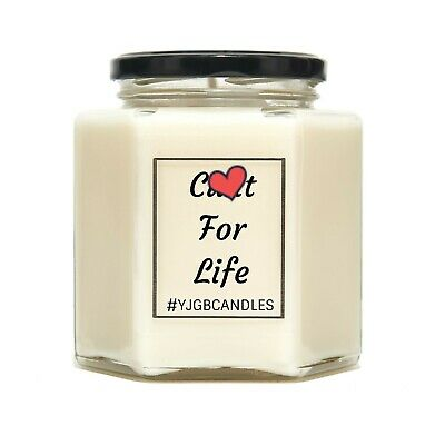 Hoe For Life, Gift For Friend, Mature, Funny Gift, Candles, Candle, Joke Gift
