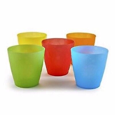 NEW Munchkin Multi Cup Cups Pack Of 5 And BPA-Free Toddler-Sized Plastic