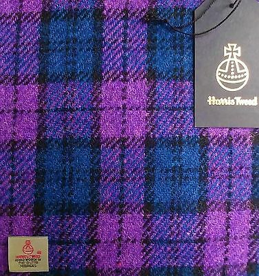HARRIS TWEED POCKET SQUARE Drakes celebrity handkerchief Tom ford gucci USA F1