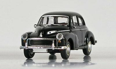 1/87 MORRIS MINOR - FULLY ASSEMBLED HO SCALE by BREKINA # 15205
