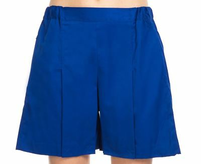 Stubbies School Wear Ladies Adult Royal Skort sz10A BNWT (43)