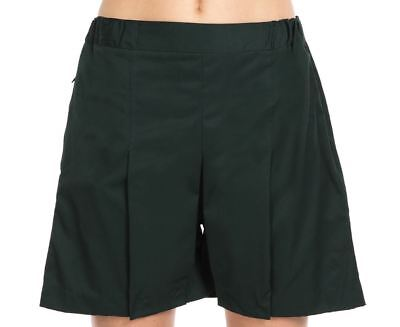 Stubbies School Wear Ladies Adult Bottle Green Skort sz10A BNWT (43)