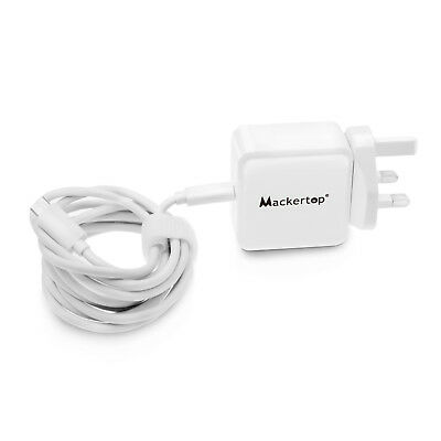 29W USB-C  Power Supply Adapter/Charger+Cable for Apple Macbook 12 A1534