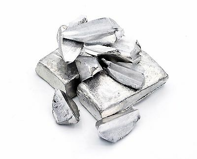 Indium Metal 99.995% Pure 10 Grams for Element Collection Fast USA Shipping